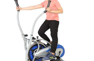 Đạp xe thể dục