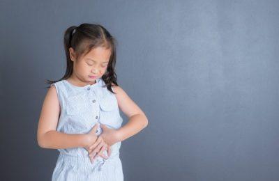 dấu hiệu trẻ bị rối loạn tiêu hóa